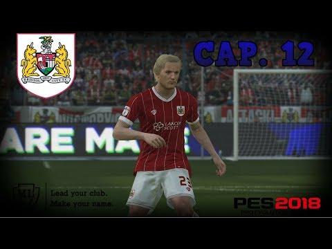 PES2018 LM Bristol City Capítulo 12