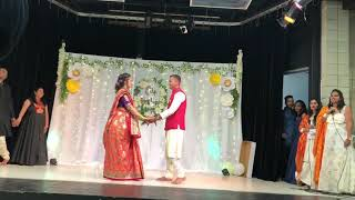 Couple dance choreography by me for baby shower function for cute couple