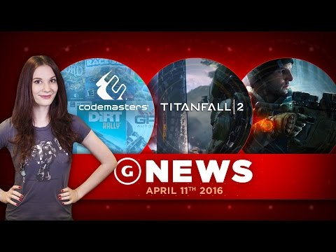 Titanfall 2 Teaser Arrives & Ubisoft Reveal Most Popular Division Gear! - GS Daily News
