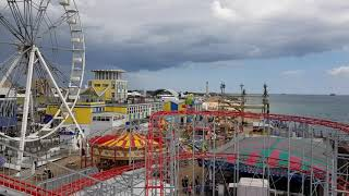 New Rollercoaster 2019! Mad Mouse @ Clarence Pier