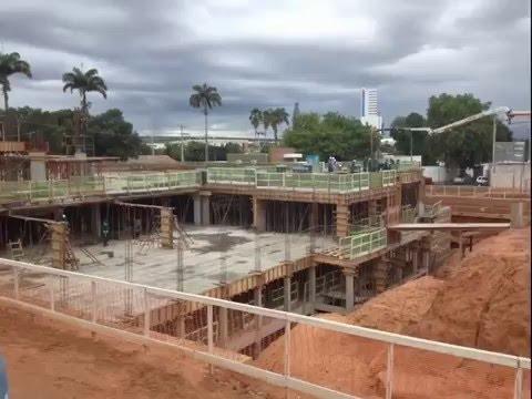 Spazio Bezerra de Menezes - Obras em Maio de 2016