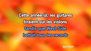 Karaoké Cette année-là - Claude François *