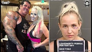Rich Piana Exposed Sara Piana As A Meth Addict And A Shoplifter