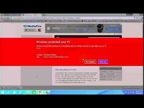 Для windows драйвера ноутбука lenovo для 10 g780