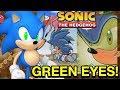 HOW CLASSIC SONIC GOT HIS GREEN EYES!! - Sonic the Hedgehog Comics - NewSuperChris