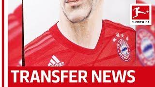 FC Bayern München sign World Cup Star