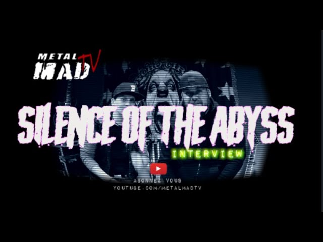 "Interview SILENCE OF THE ABYSS ""Lockdown"""