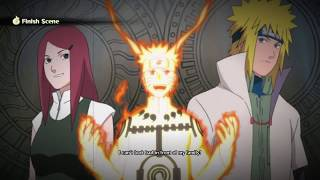 #6 Survival 30 W Streaks Challenge [FINAL] Naruto Storm 4 PS4 Live