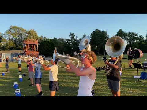 2020 Band Camp Preview (07-23-2020)