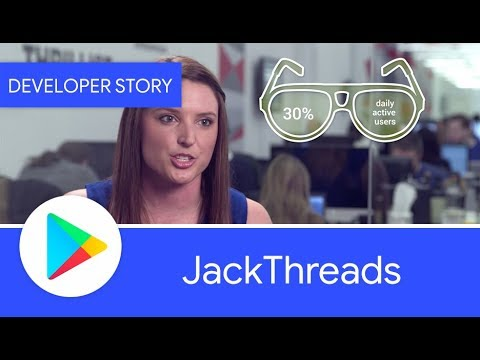 Android Developer Story: JackThreads