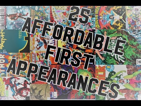 Affordable first appearances every comic collector needs!- Dig Dugs Treasure Chest 5