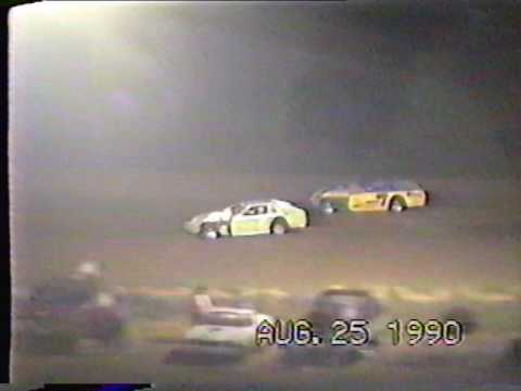 Spoon River Speedway - 8/25/90