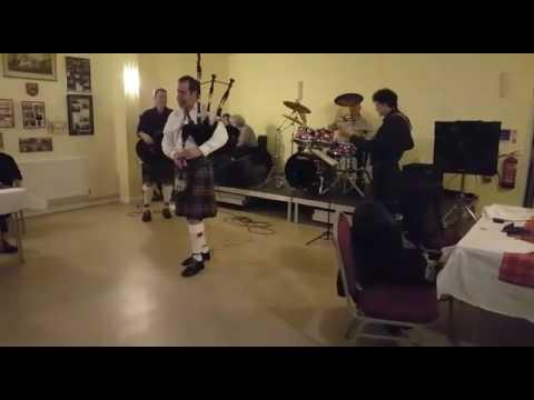 Myfanwy - Piping Hot Llantwit Major Burns Night 2017