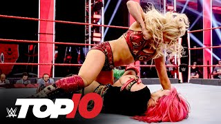 Top 10 Raw moments: WWE Top 10, June 1, 2020