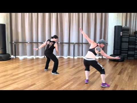 ¨Work¨ By Rihanna Featuring Drake For Dance Fitness, Zumba, Hip Hop