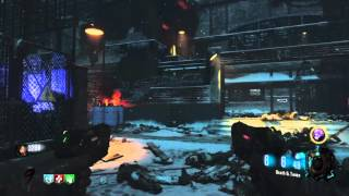 Pack-a-Punched MR6 from Bo3 Zombies (Death and Taxes)