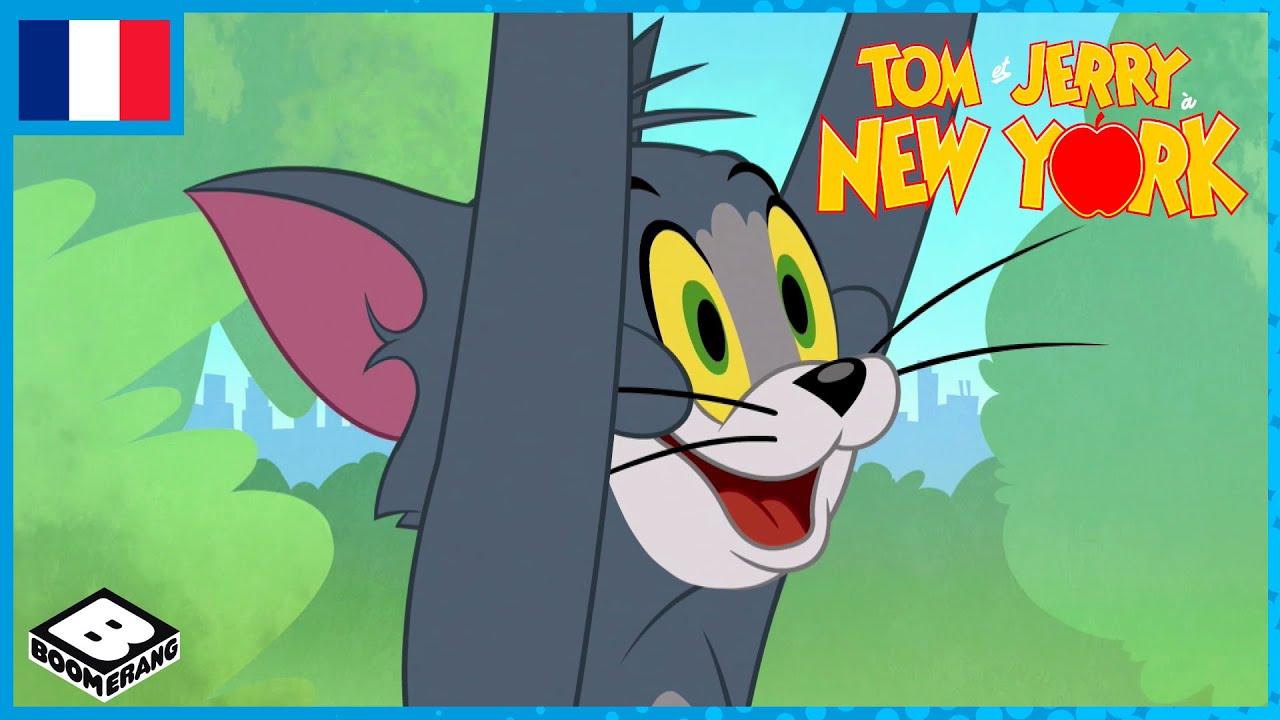 Tom et Jerry à New York 🇫🇷 | Le cerf-volant