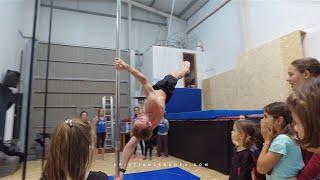 Шестовая акробатика training camp Kids | Kristian Lebedev