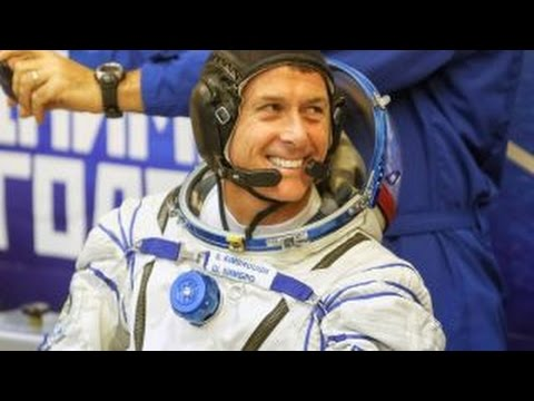 Out of this world vote: NASA astronaut casts vote from space