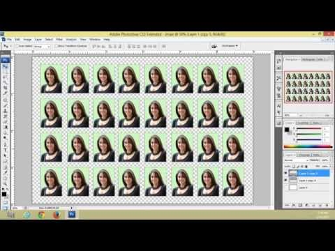 how to take and print passport photos