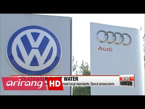 Volkswagen accused of tampering to speed import launch in Korea