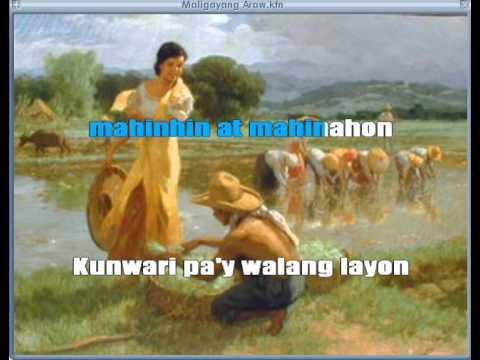 Maligayang pagdating lyrics
