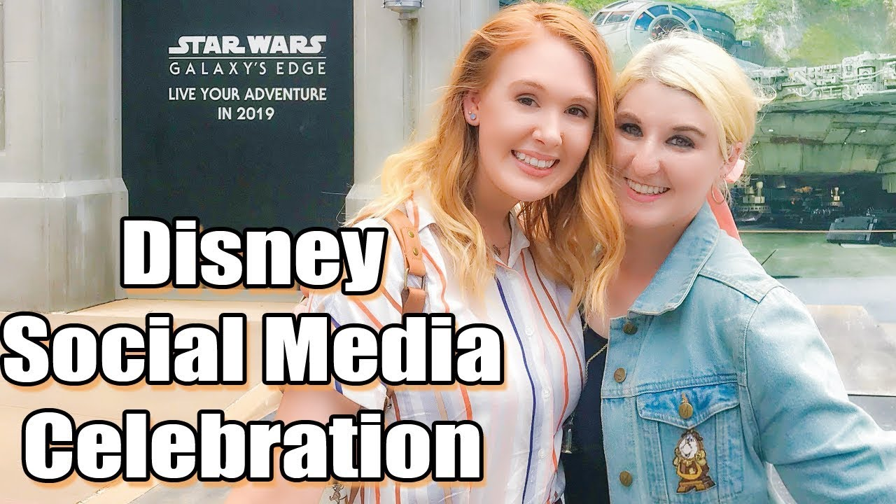 "Disney Social Media Celebration 2019- ""On The Road"