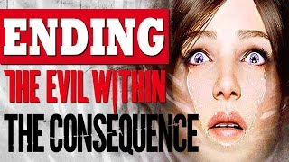 The Evil Within The Consequence ENDING Final BOSS All Endings Walkthrough PS4 XBOX PC [HD]