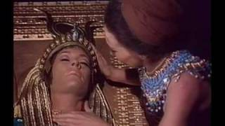 Antony and Cleopatra by William Shakespeare (1974, TV) / 17 / death scene