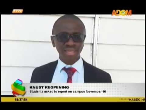 Adom TV News (13-11-18)