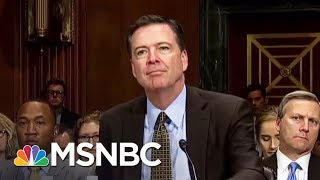 White House Weighing Attempt To Block James Comey Testimony | All In | MSNBC