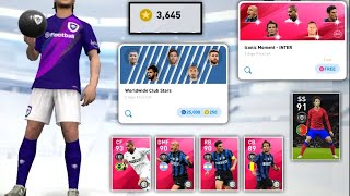 FREE ICONIC LEGEND PACK, BOXDRAW, FEATURED PACKS OPENING PES 2020 MOBILE