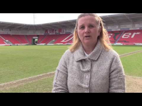 Club Doncaster Foundation Look Good Feel Good Programme