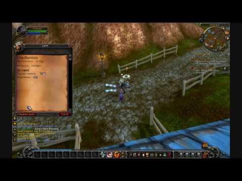 Cataclysm Beta - Alliance Battle of  Andorhal Questline