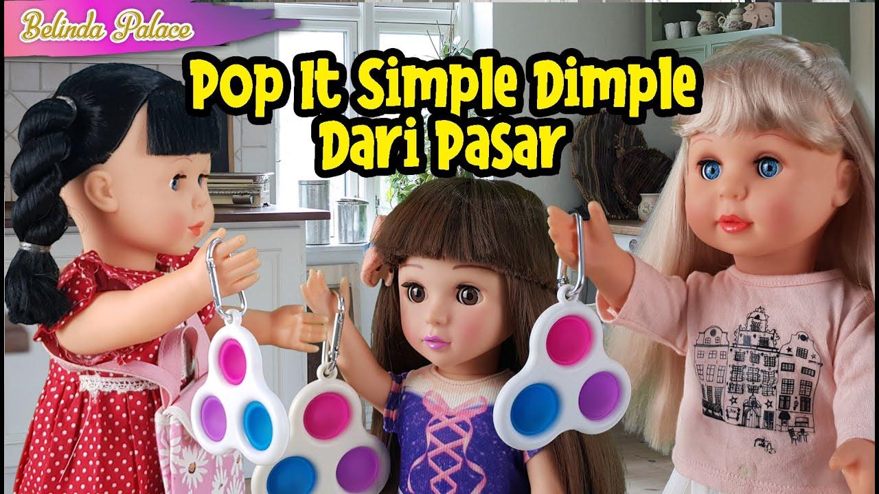 BELI POP IT SIMPLE DIMPLE DARI PASAR - Belinda Series | Belinda Palace