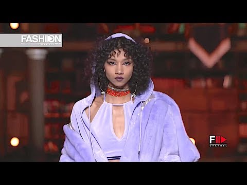 FENTY PUMA BY RIHANNA Fall 2017 2018 Paris Fashion Week - Fashion Channel