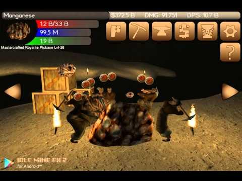 Idle Mine EX 2 GamePlay #4