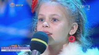 Ioana-Maria Dolanescu si Ionut Dolanescu - Are tata o fetita