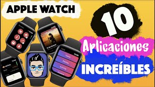 Mi TOP 10 en Aplicaciones para Apple Watch