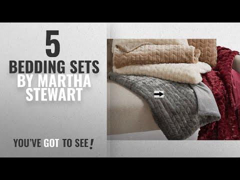 Top 10 Martha Stewart Bedding Sets 2018: Martha Stewart