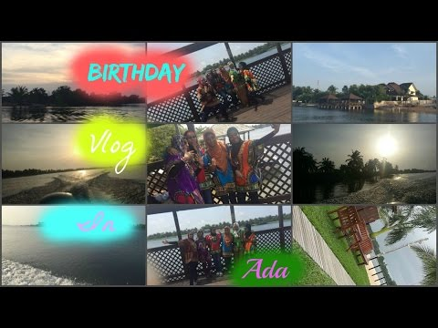 Birthday Vlog At Ada,Ghana!!!