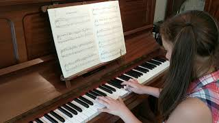 A6 Staines Morris (trad English) Carson Turner - ABRSM grade 3 Piano 2017-2018