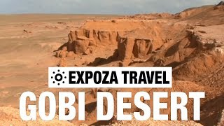 Gobi Desert (Asia) Vacation Travel Video Guide