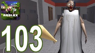 ROBLOX - Gameplay Walkthrough Part 103 - Granny (iOS, Android)