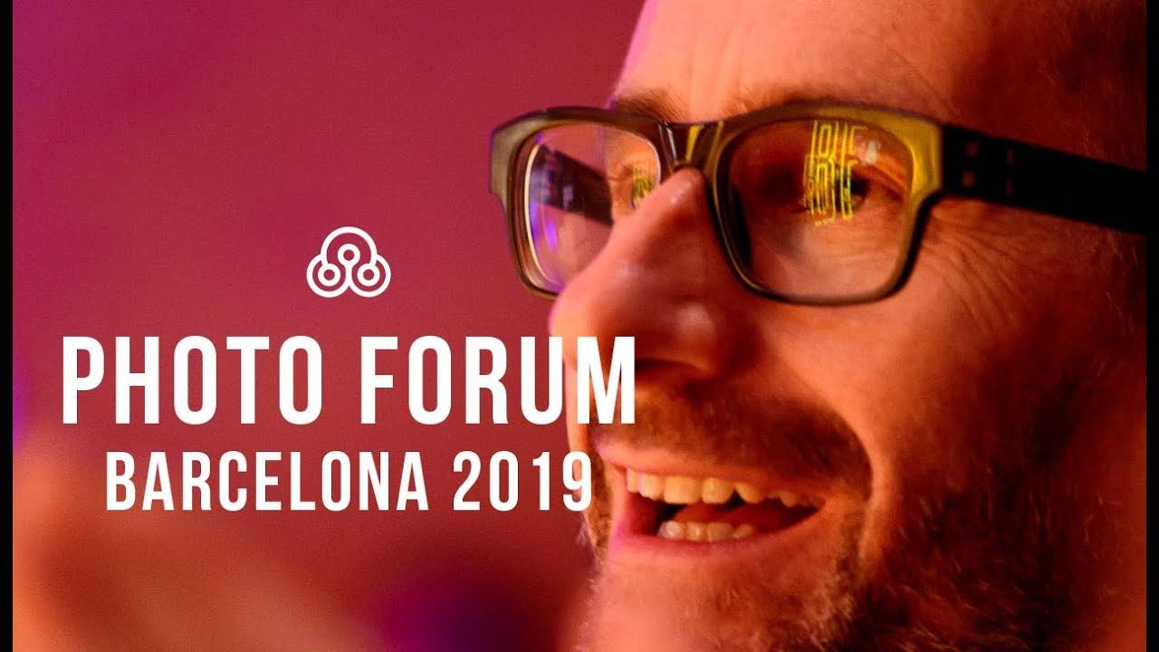 Photo Forum Barcelona 2019