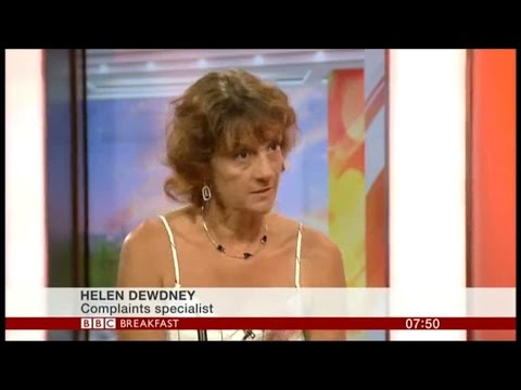 BBC Breakfast 5th August 2015 flight delays