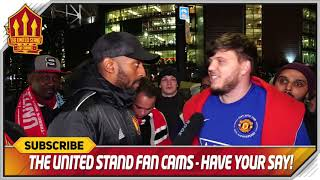 Screw Liverpool! Manchester United 0-2 Manchester City FanCam