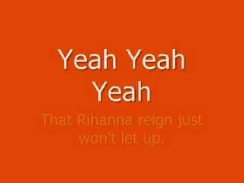 So Hard Lyrics - Rihanna Ft Young Jeezy