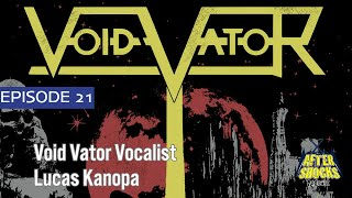 Covering Queen and Writing, Writing, Writing – Void Vator Frontman Lucas Kanopa