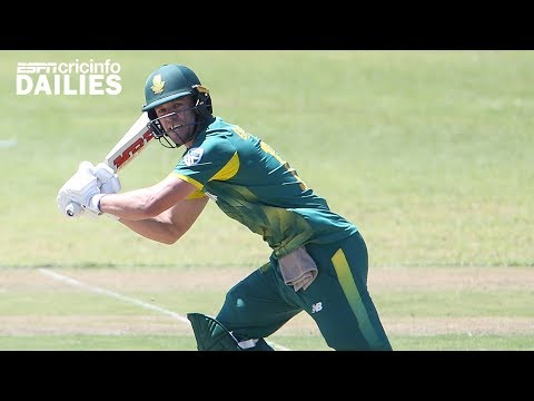 Dailies: ABD back with a bang